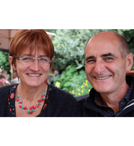 """""""Survivre à la culpabilité"""" Gilles et Rose Gandy"""
