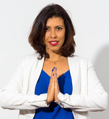 """""""Activez le pouvoir de la gratitude"""" Leïla Belakhdar"""