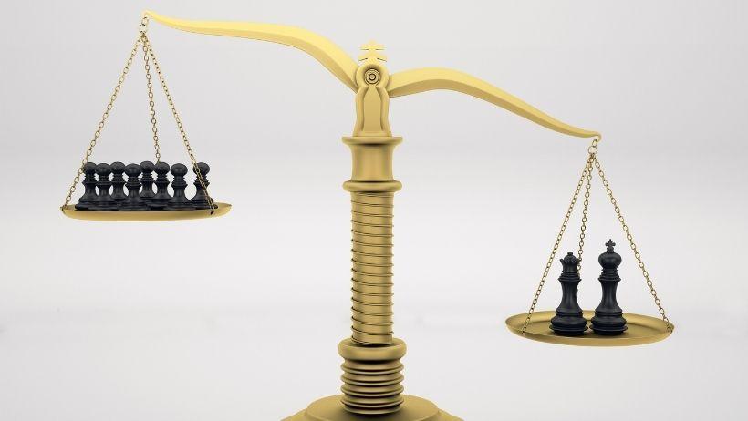 5 blessures de l'âme : l'injustice