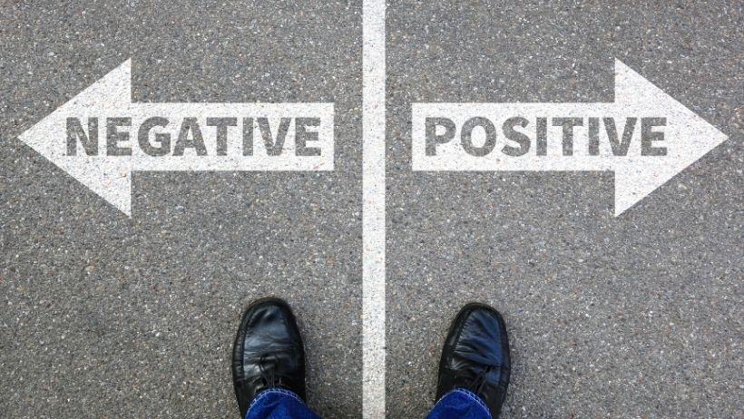 Avoir des pensées positives